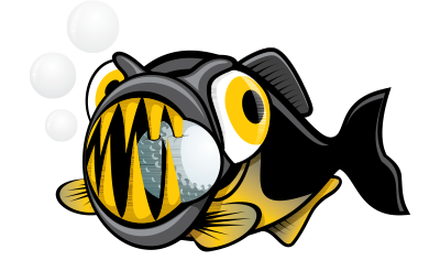 Piranha-Golf_Fish