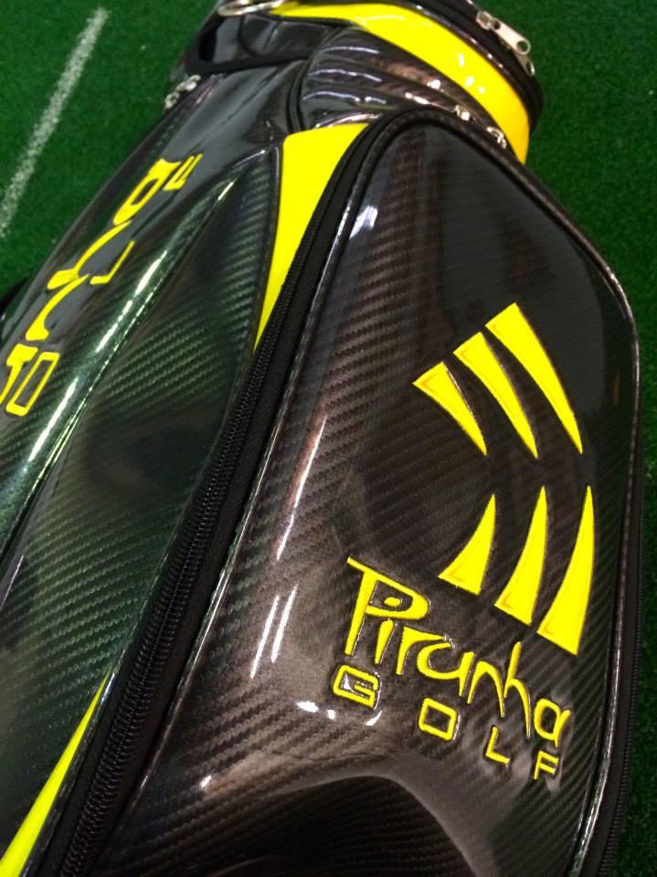 Piranha Golf - Staff Bag New 2