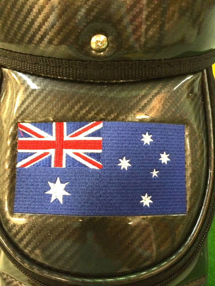 Piranha Golf - Staff Bag New 4