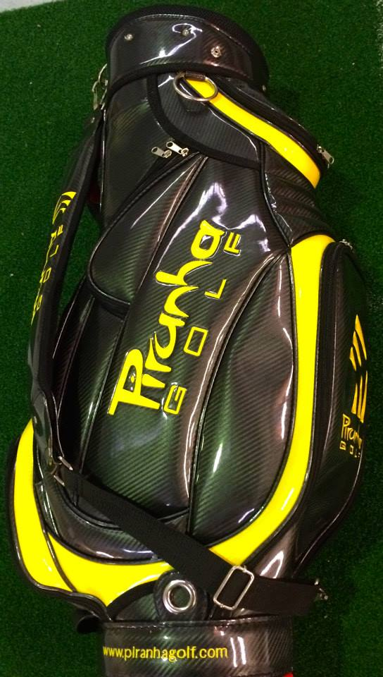 Piranha Golf - Staff Bag New