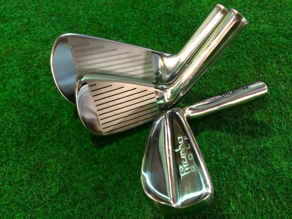 Piranha Golf - Zero training irons 3