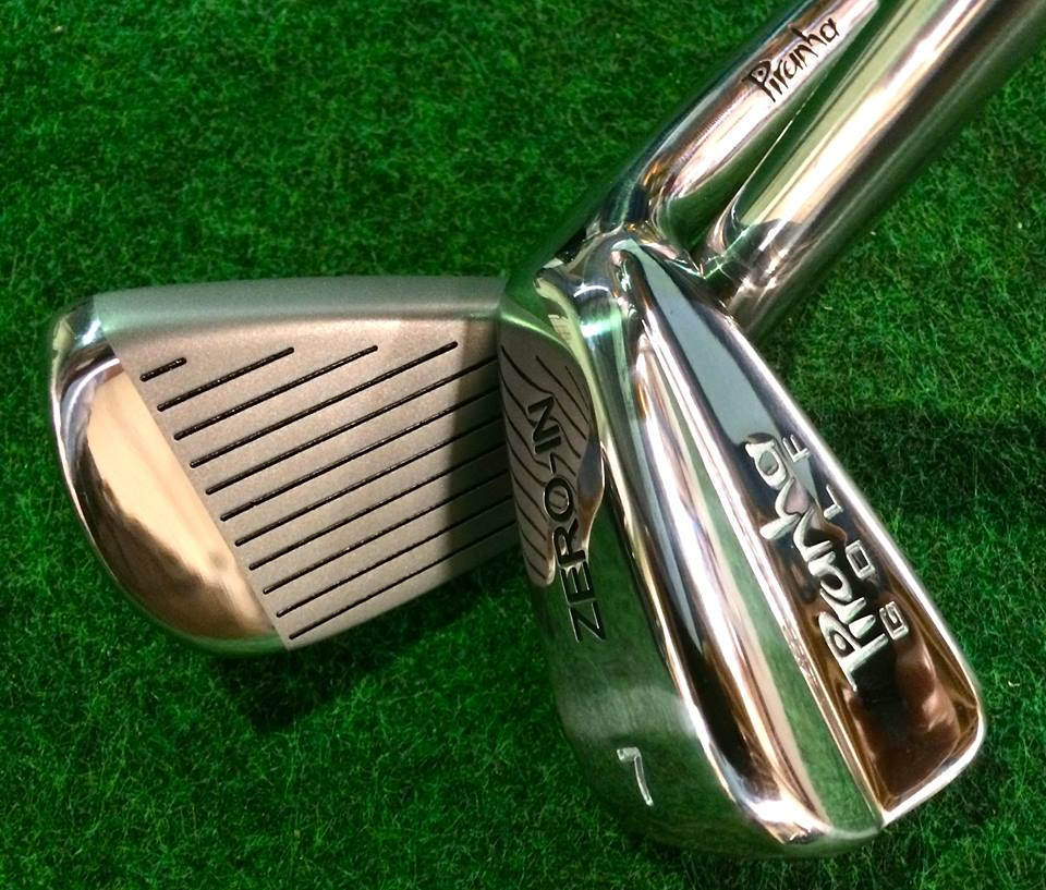 Piranha Golf - Zero training irons