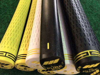 We love our New Pure Grips!