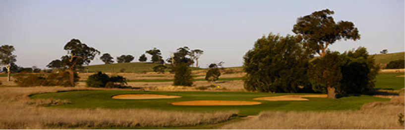 Piranha Golf - Golf Southern HighlanDS 2