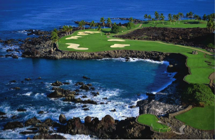 Piranha Golf - Hawaii 1