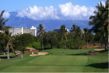 Piranha Golf - Hawaii 4